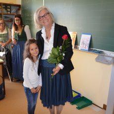 Feierliche Verabschiedung von Frau Direktorin Christine Schaberl