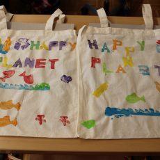 Die ÖKO-Kiddies und der Plastik-Freitag